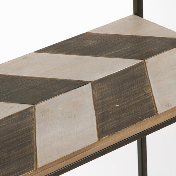 Estantería con 4 estantes by Craftenwood (1)