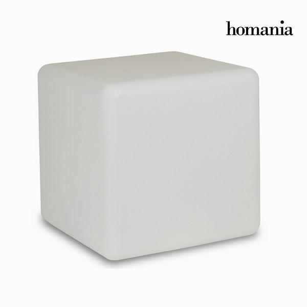 Cubo con luz para exterior by Homania