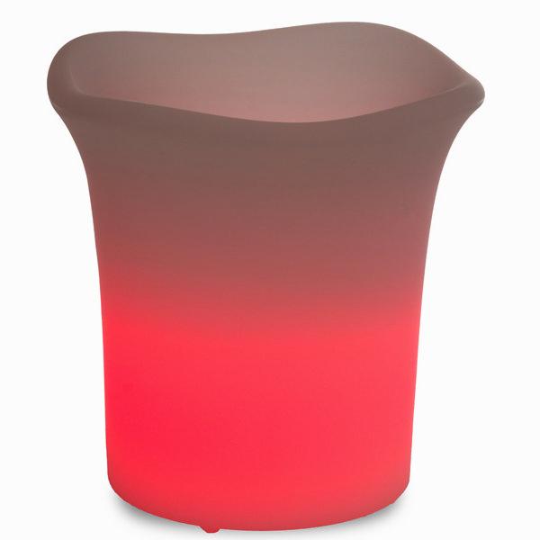 Macetero con luz para exterior by Homania (4)
