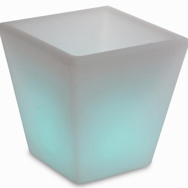 Macetero con luz para exterior by Homania (3)
