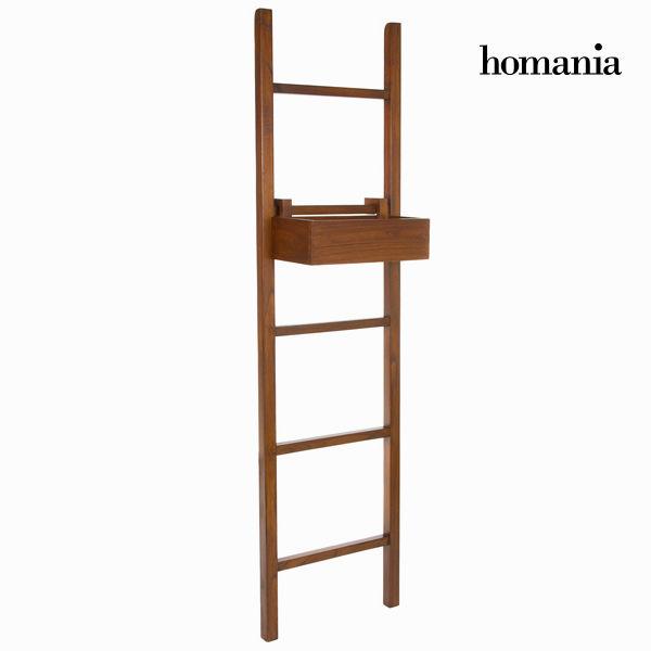 Toallero con estante - Colección Franklin by Homania