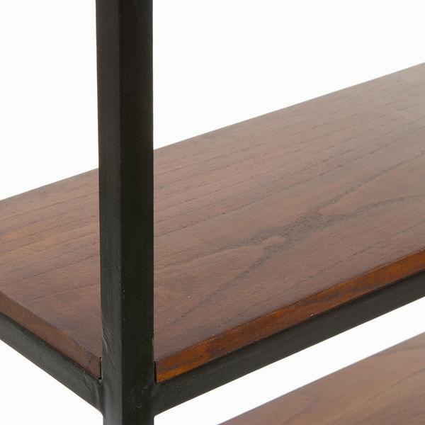 Estantería madera y metal - Colección Franklin by Craftenwood (2)