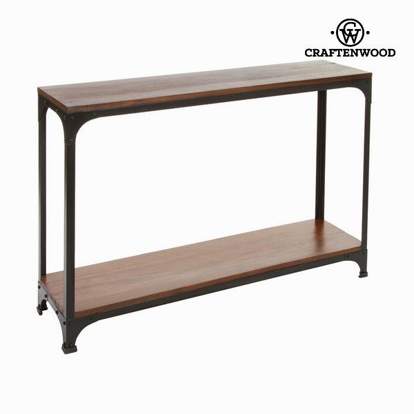 Console legno e metallo - Franklin Collezione by Craftenwood