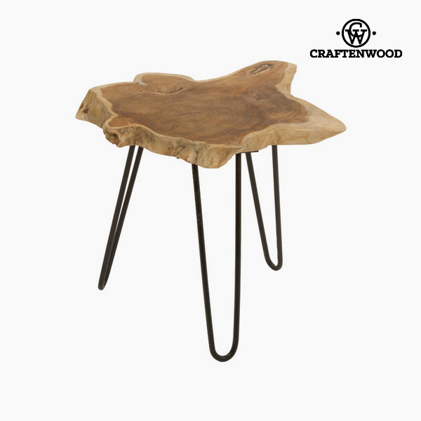 Mesa auxiliar madera kanton by Craftenwood