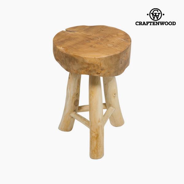 Sgabello di legno milano by Craftenwood