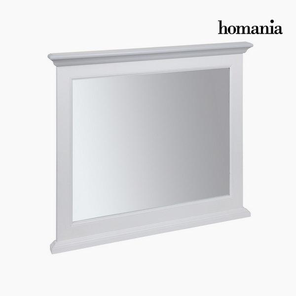 Espejo altea blanco by Homania