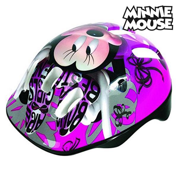 Otroška čelada Minnie Mouse 50038 Roza