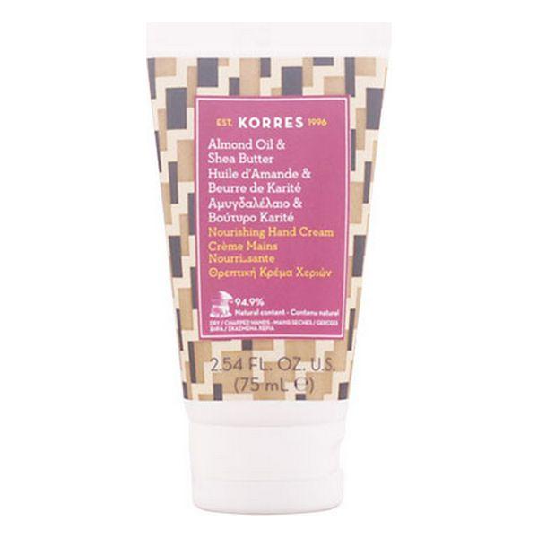 Crema de Manos Almond Oil & Shea Butter Korres