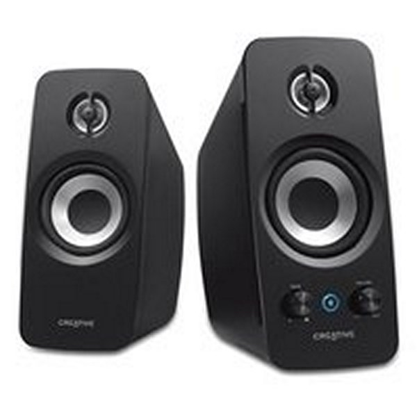 Altoparlanti PC Creative Technology T15F-51MF1670AA000 2.0 Bluetooth BasXPort Wireless Nero