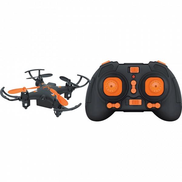 Dron Denver Electronics 223708 Nano 1500 mAh Negro Naranja
