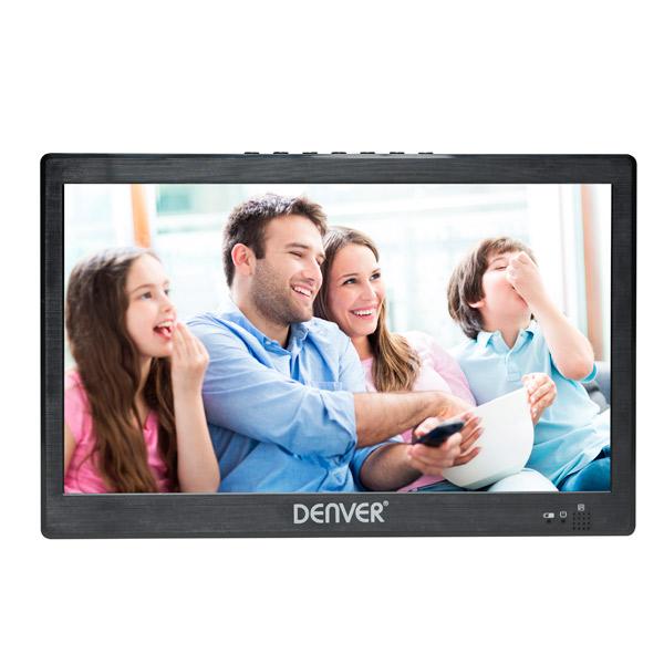 "TELEVISIóN DENVER ELECTRONICS LED-1031 10"" TFT LCD NEGRO"