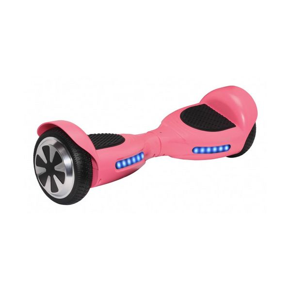 "PATINETE ELéCTRICO HOVERBOARD DENVER ELECTRONICS DBO-6530 6,5"" ROSA"