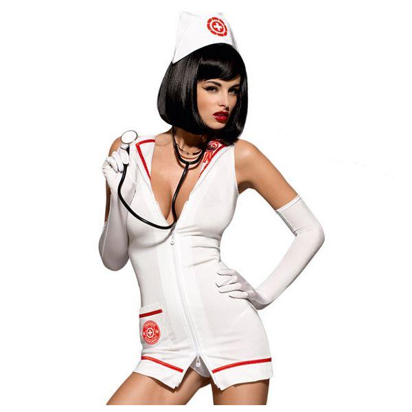 Costume Emergency S/M Obsessive E24003