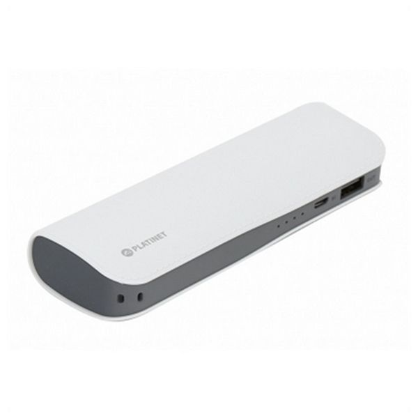 Power Bank PLATINET PMPB72LW 7200 mAh Blanco