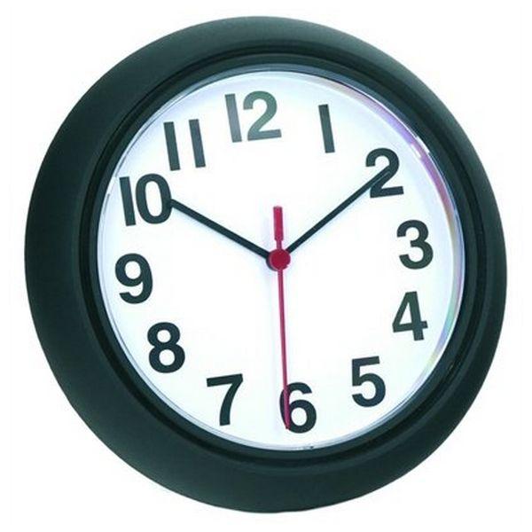 Reloj de Pared PLATINET PZSUB | Negro