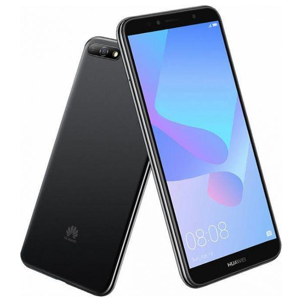 Smartphone Huawei Y6 2018 5,7 Quad Core 2 GB RAM 16 GB Nero