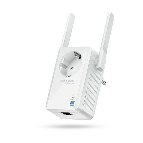 Dostopna točka z repetitorjem TP-LINK TL-WA860RE WiFi N300 2T2R