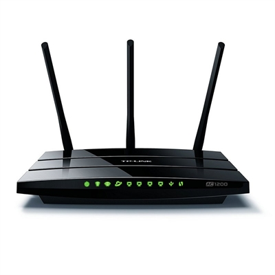 Router Senza Fili TP-LINK Archer C1200 Dual Band 1200 Mbps Beamformin