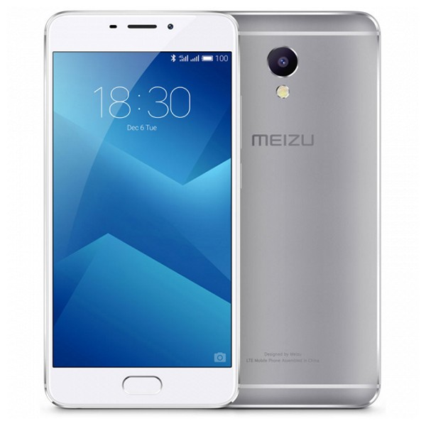 "BB S0408849 Smartphone Meizu M5 NOTE 5,5"" IPS LCD DOUBLE SIM Octa Core3 GB RAM"