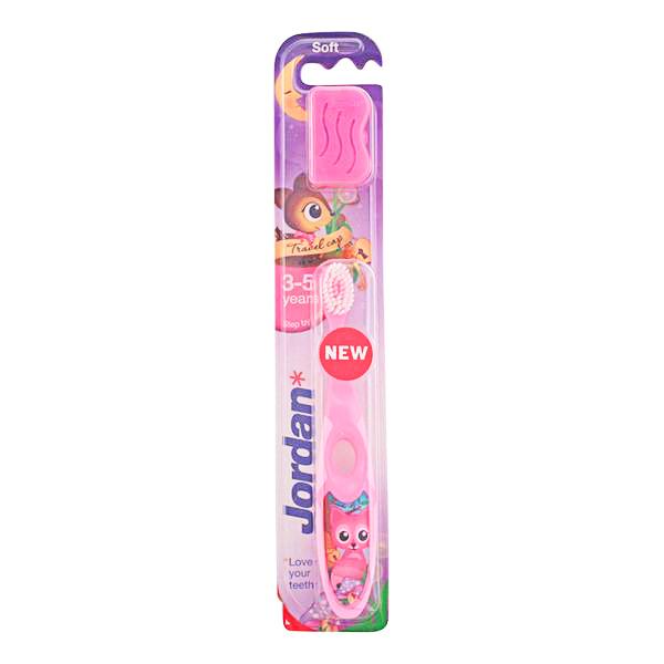 Spazzolino da Denti Per Bambini Suave Jordan (3-5 años)
