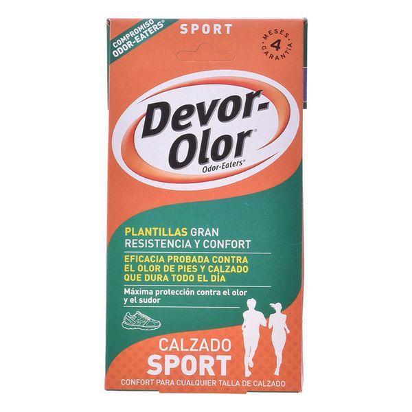 Plantillas Desodorantes Sport Devor-olor