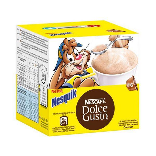 Capsule di Caff� con Contenitore Nescaf� Dolce Gusto 62183 Nesquik (16 uds)