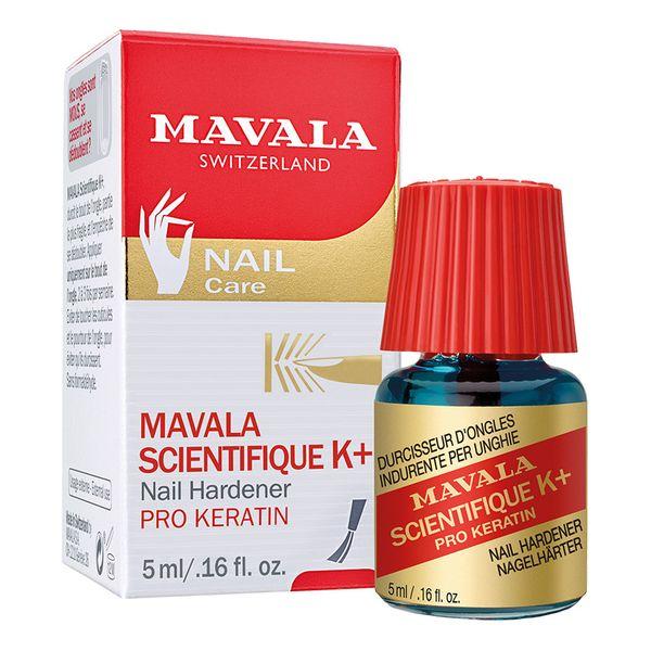 Utrjevalec Nohtov Cientifico K+ Pro Keratin Mavala (5 ml)