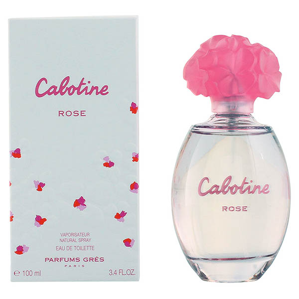 Perfume Mujer Cabotine Rose Gres EDT