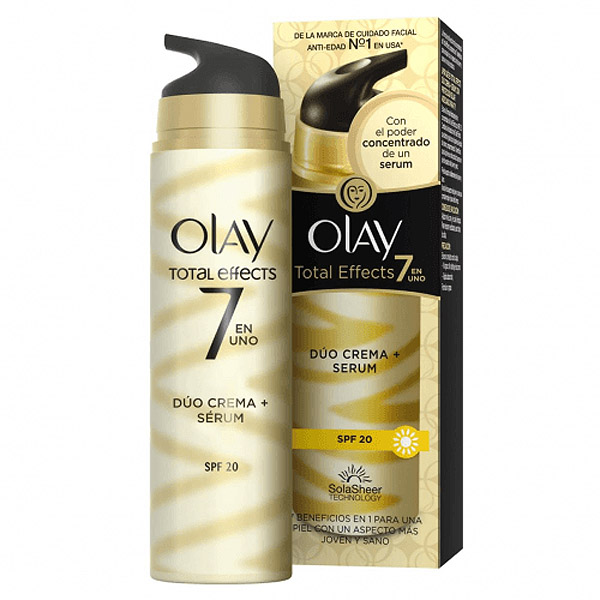 Siero Viso Total Effects Olay (40 ml)