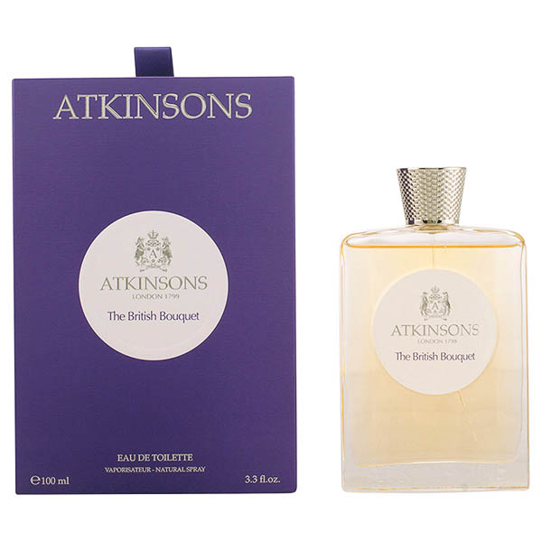 Perfume Mujer The British Bouquet Atkinsons EDT