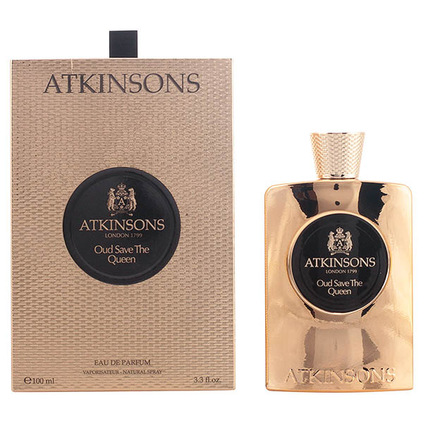 Perfume Mujer Oud Save The Queen Atkinsons EDP