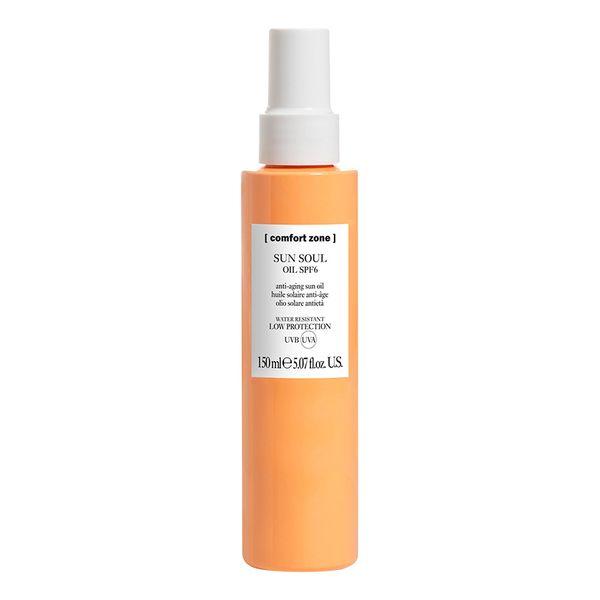 Olje za sončenje Comfort Zone Spf 6 (150 ml)