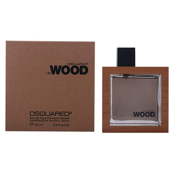 Perfume Hombre He Wood Dsquared2 EDT