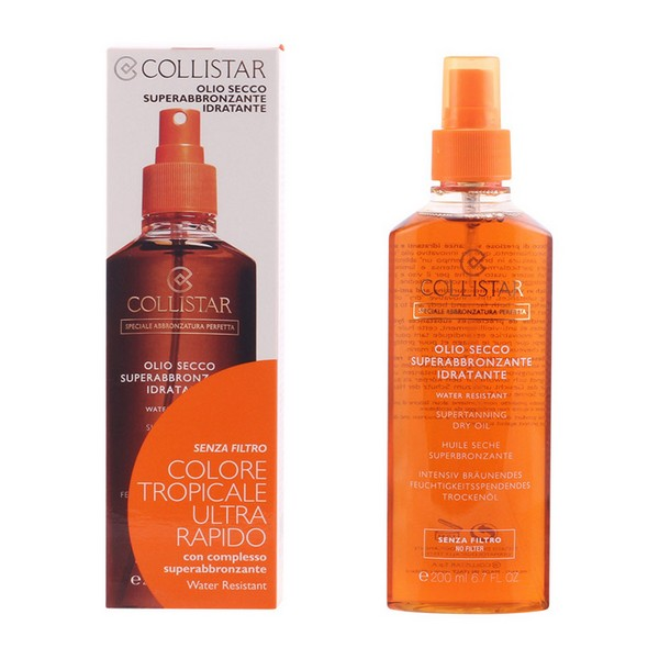 Preparat za porjavitev Perfect Tanning Collistar (200 ml)