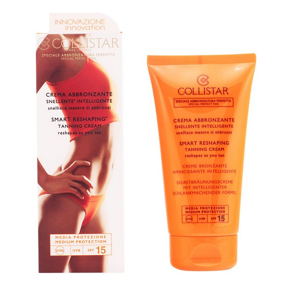 Preparat za porjavitev Perfect Tanning Collistar Spf 15 (150 ml)