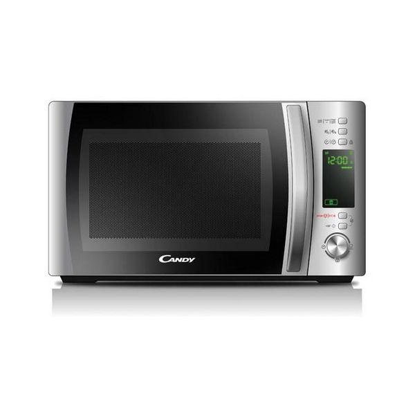 Microonde con Grill Candy CMXG 20DS 20 L ECO 700 W Argento