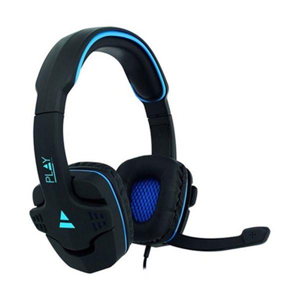 Slušalke z Mikrofonom Gaming Ewent PL3320