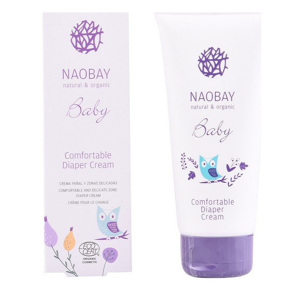 Crema Protettiva per Cambio Pannolino Baby Comforable Naobay