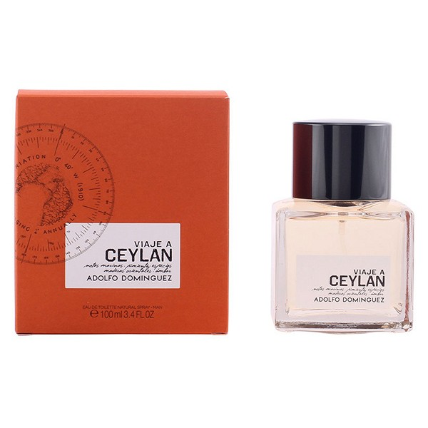 Perfume Hombre Viaje A Ceylan Adolfo Dominguez EDT