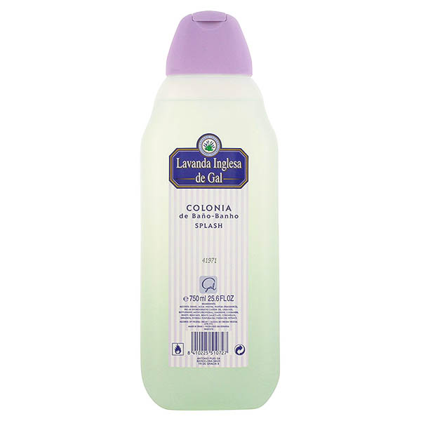 Perfume Unisex Lavanda Inglesa Gal Agua Lavanda EDC