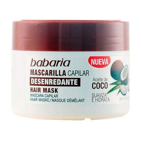 Maska za lažje razčesavanje las Babaria
