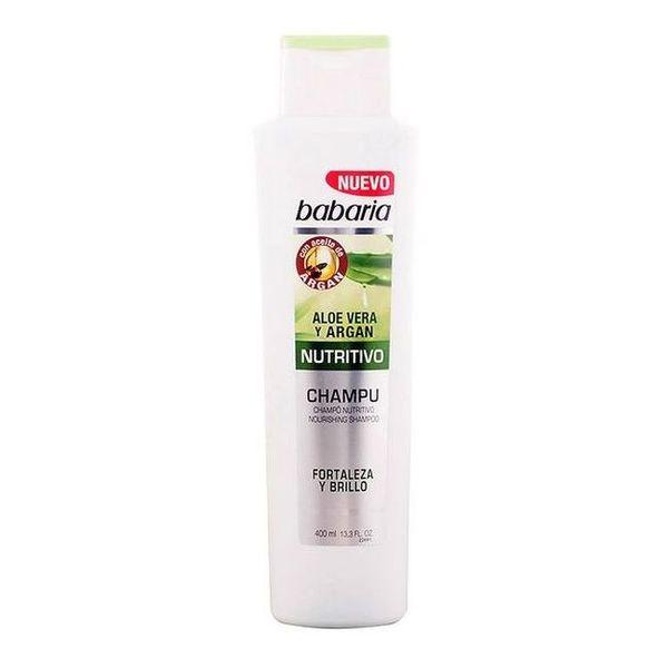 Hranljiv šampon za lase Babaria