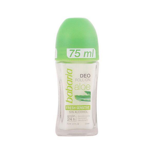 Deodorant s Kroglico Fresh Sensitive Babaria (75 ml)