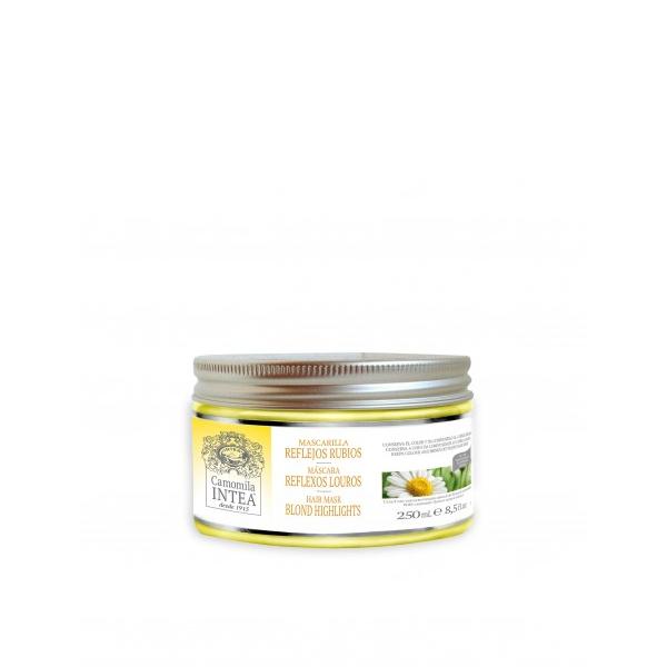 Maska za posvetlitev las Camomila Intea (250 ml)