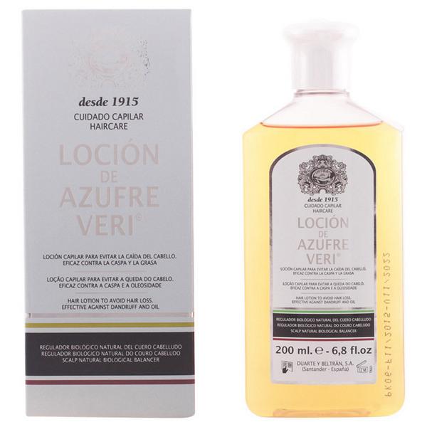 Losjon proti izpadanju las Azufre Veri - 200 ml