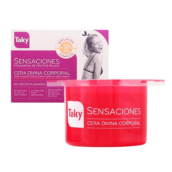 Depilacijski vosek za telo Sensaciones Taky (400 g)
