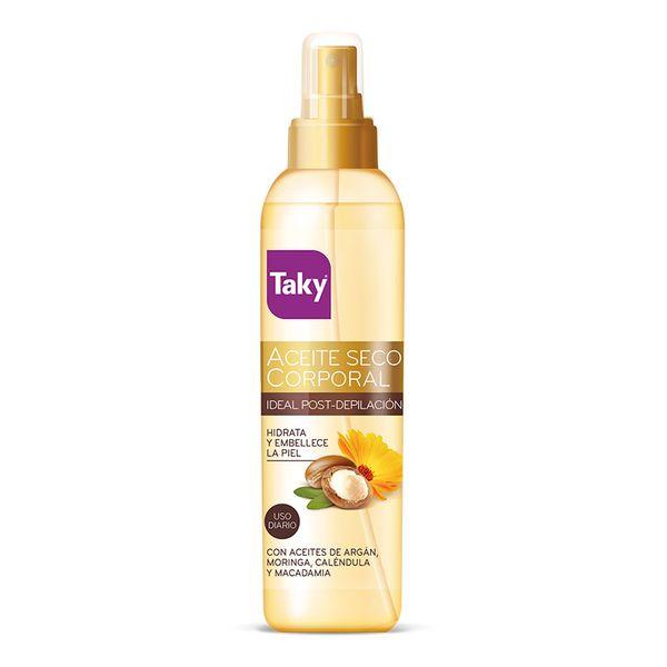 Suho depilacijsko olje za po depilaciji Taky (125 ml)