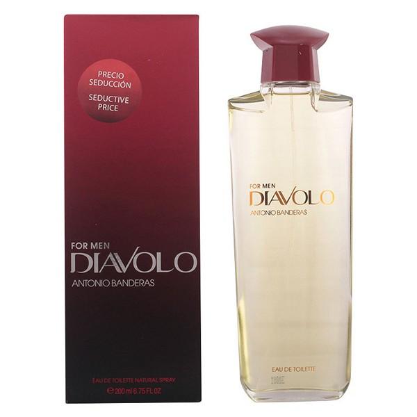 Perfume Hombre Diavolo Man Antonio Banderas EDT