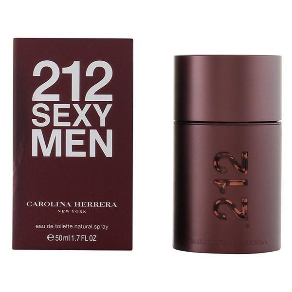 Perfume Hombre 212 Sexy Carolina Herrera EDT