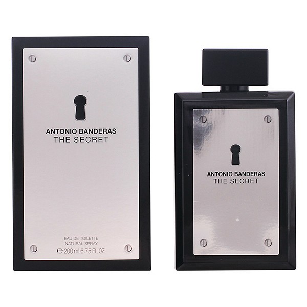 Perfume Hombre The Secret Antonio Banderas EDT